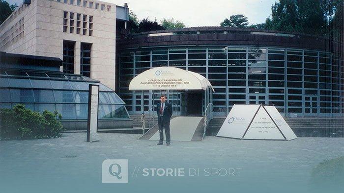 Tarzo introvigne Calciomercato Villa Erba Como 1993 1