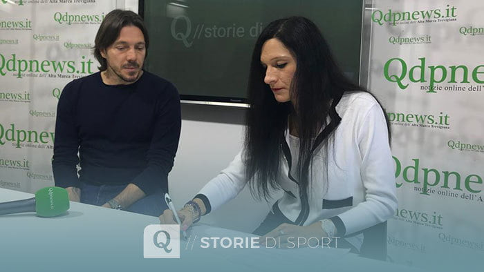 Pieve di Soligo Intervista Mauro Bressan Antonella Callegaro