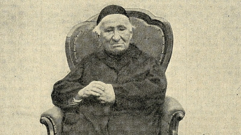 Monsignor Jacopo Bernardi